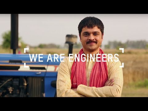 We are engineers
