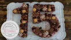 Mega einfacher Geburtstagskuchen,, Number Cake,,/ Wunderkuchen