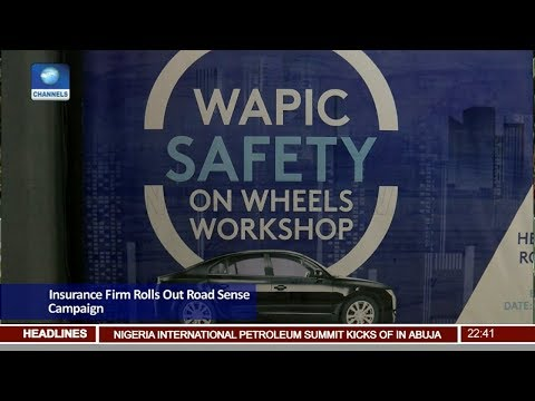 WAPIC Insurance Organises 'Safety On Wheels' Workshop For Drivers