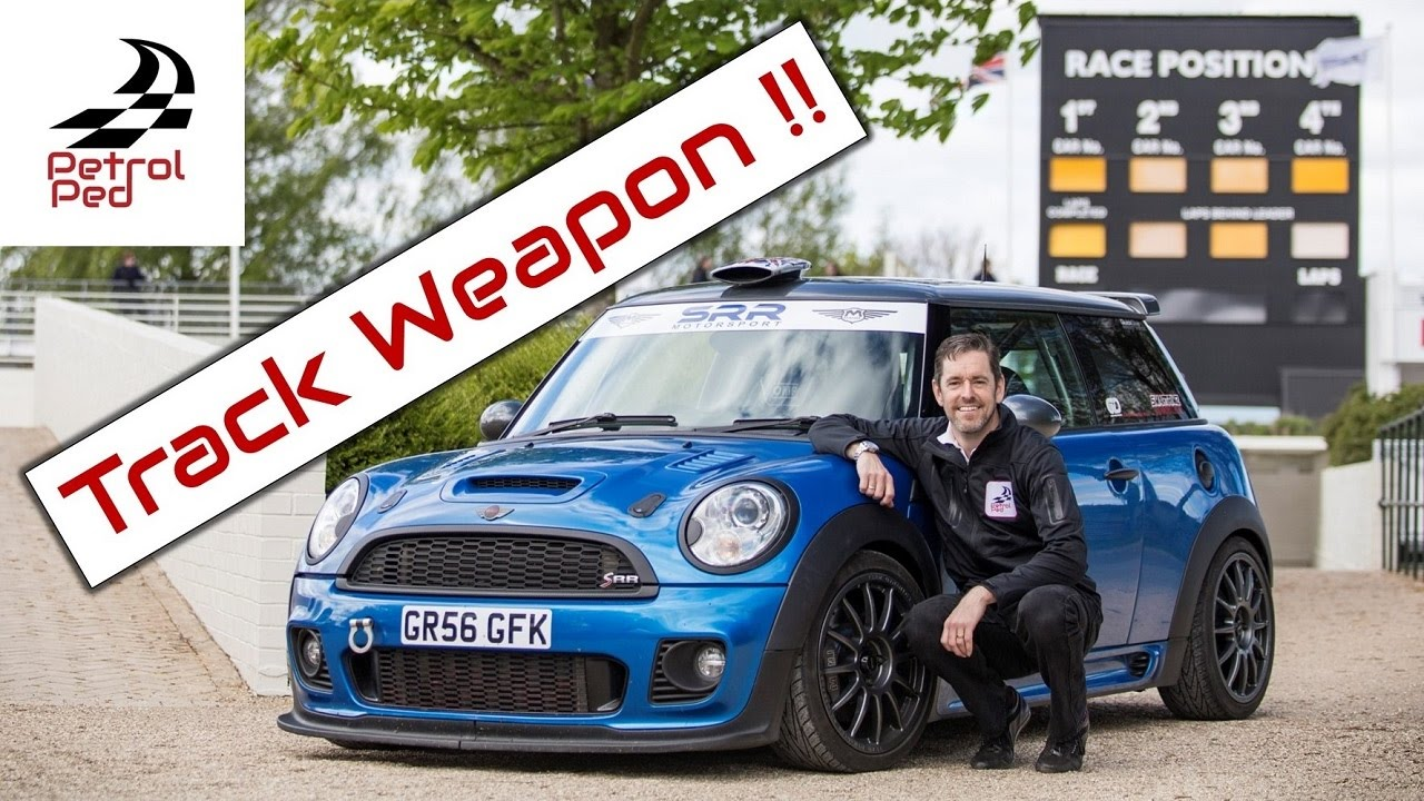 Driving A Road Legal R56 Mini Challenge With 280bhp Simply Awesome