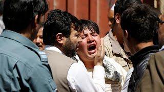 Afghanistan: dozens killed and hurt in Kabul voter centre blast