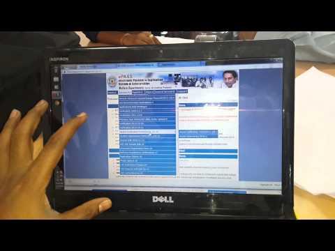 Kedia Secugen ePASS USB Machine -  Online User Demo.mp4