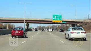 Episode 3: West of the Avenues (I-290 West / IL-53 North from 25th Avenue, Chicago Suburbs, IL)