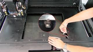 Stratasys Academy | J8 Series: Calibrating the UV Intensity