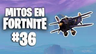 ¿Puedes hacer volar un Avión Alatormenta con los Globos? - Mitos Fortnite - Episodio 36