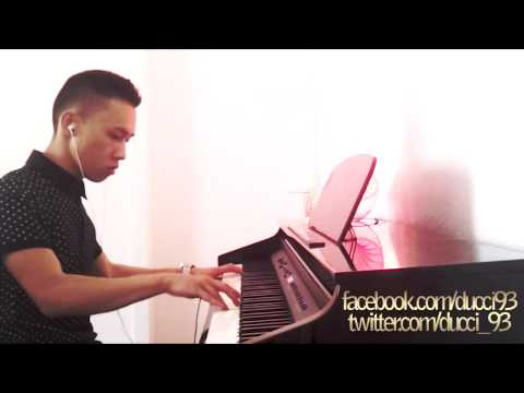 Wiz Khalifa ft. 2 Chainz - We Own It | Fast Furious (on piano by Ducci)