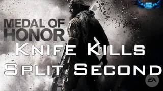 Medal of Honor 2010  Knife Kills 720p HD
