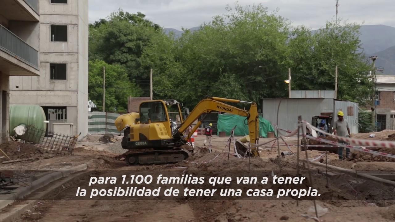 Construcci n de viviendas de procrear en mendoza youtube for Procrear construccion