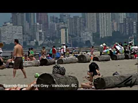 Spanish Banks Beaches  - Point Grey - Vancouver, BC