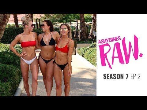 Ashy Bines RAW Season 7 Episode 2 | Las Vegas