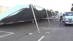 30x100 Construction Teton Tent Rental Part 3