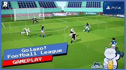 Golazo! Football League PS4 Gameplay