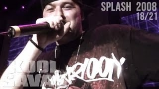 Kool Savas - Splash! 2008 #18/21: Komm mit mir (Official HD Live-Video 2008)