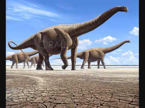 Argentinosaurus Tribute