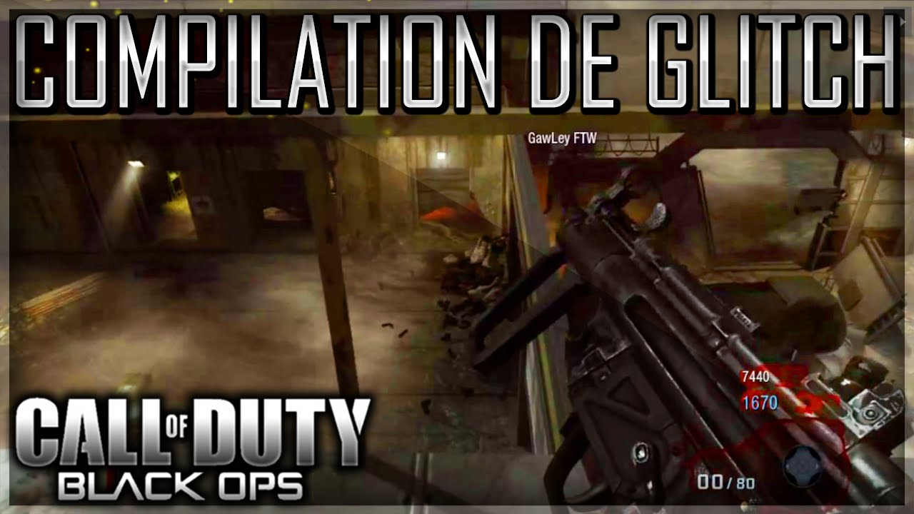 Carte Ascension Black Ops.Glitch Compilation De Bug Sur Ascension Sur Black Ops