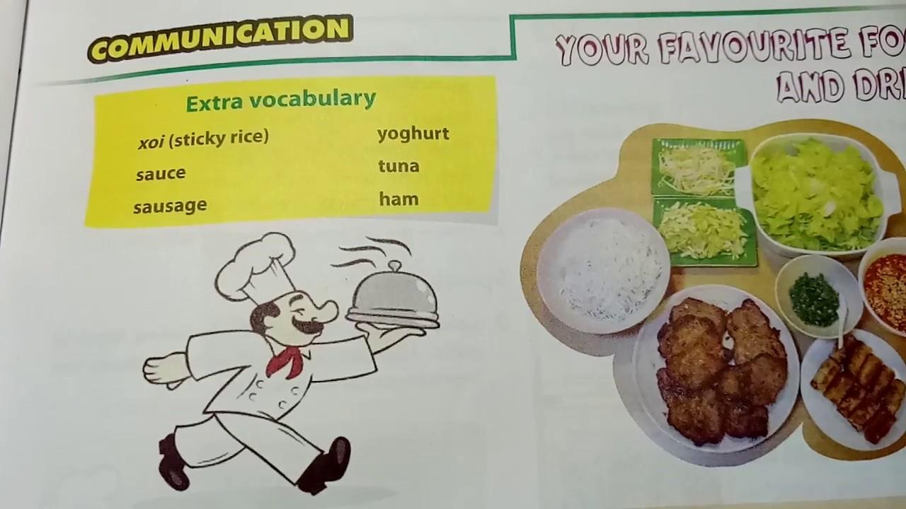 Hướng dẫn học Tiếng Anh lớp 7 Unit 5. Communication