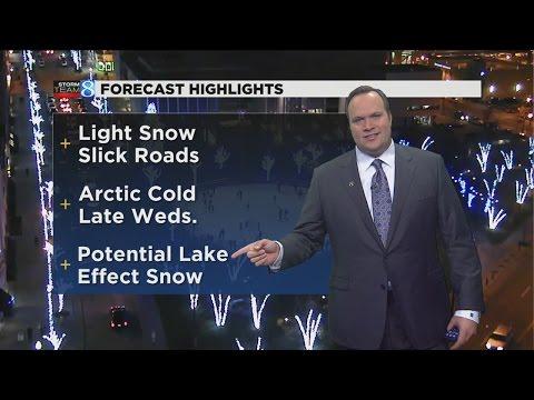 Storm Team 8 Forecast, 6 p.m., 120316