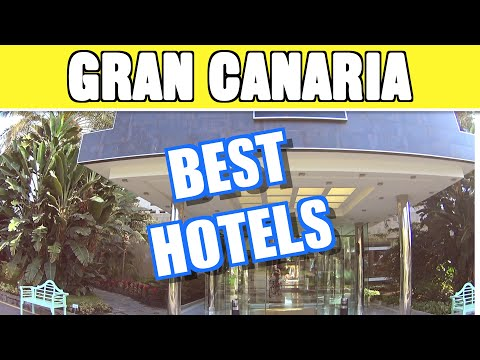 Top 10 Best Hotels In Gran Canaria - Checked In Real Life!