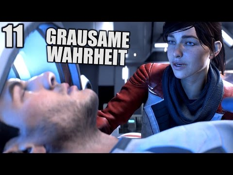 Mass Effect Andromeda Gameplay German - 11 - DIE GRAUSAME WAHRHEIT | Let's Play Deutsch