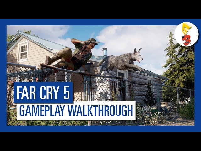 Far Cry 5 - Fall's End Liberation