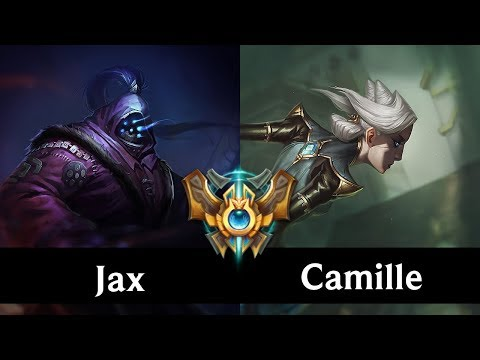 Camille Matchup Guide Series! Episode 1 - Jax