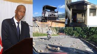 18 Octobre 2018 Kòman Ayiti reveye aprè gwo maifestasyon kot kòb petrocaribe a