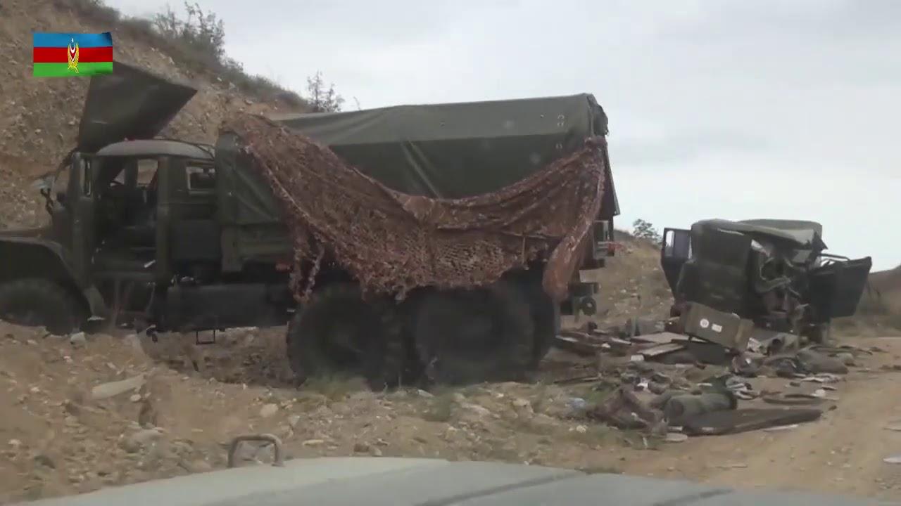 Azerbaycan'ın işgalden kurtardığı topraklardan geriye kalanlar - 2