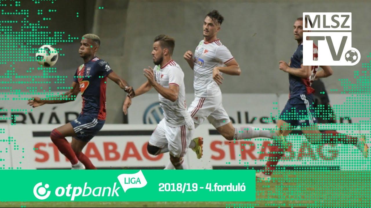 Mol Vidi FC - DVSC | 1-1 (0-1) | OTP Bank Liga | 4. forduló | 2018/2019