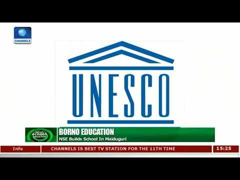 Nigeria Stock Exchange Donates School To Borno State