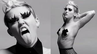 Miley Cyrus Video in New York Porn Festival