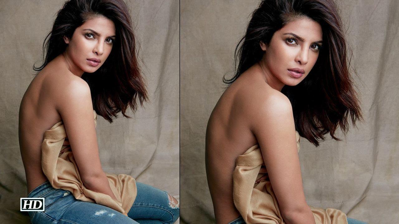 Priyanka Chopra Goes Topless And She Looks Hot - Youtube-4355