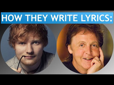 How To Write Lyrics (Part 1- Writer's Block) (Songwriting Tips Tutorial)