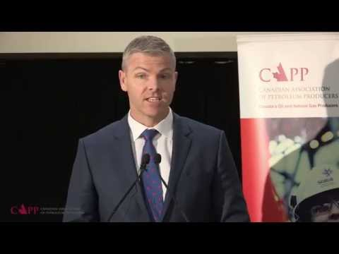 CAPP News Conference- Trans Mountain Approval