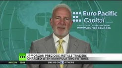 🔴 Silver & gold market manipulation explained