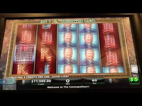 $3,000 Jackpot In Slots! - Black Widow Game - The Cosmopolitan - The Big Jackpot - 동영상