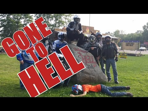 Michigan Motovloggers Ride to Hell