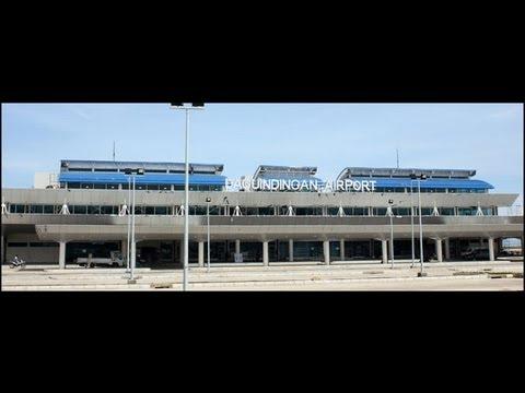 Laguindingan International Airport-- Laguindingan Airport's readiness to open on June 15, 2013,