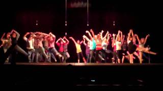 UNT GLEE FALL 2010- Wait a Minute