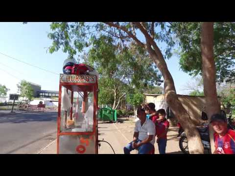 The Best Walking Around Asuncion, Paraguay with DJI OSMO (2) - Sept 2016