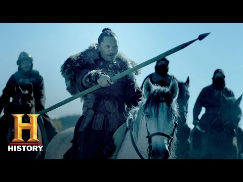 Barbarians Rising: Attila, King of the Huns | History