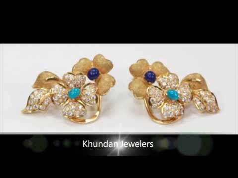 Indian jewelry 22kt gold