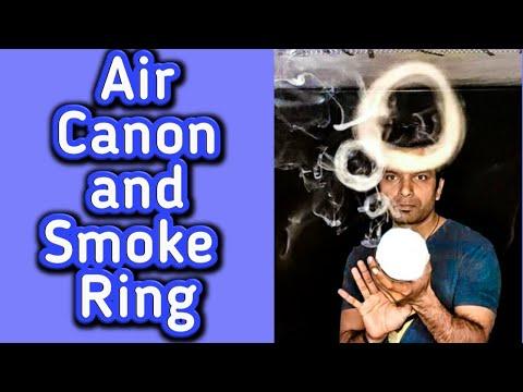 Air Vortex Cannon   Smoke Ring Maker   Mr. X Funda