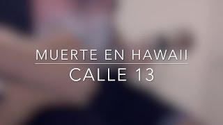 Muerte en Hawaii - Calle 13  [Ukulele Cover]