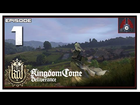 Let's Play Kingdom Come: Deliverance With CohhCarnage - Episode 1
