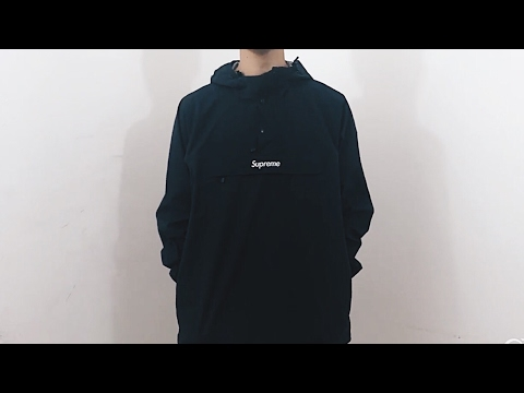 SUPREME SS17 ANORAK REVIEW   WORTH THE MONEY?!