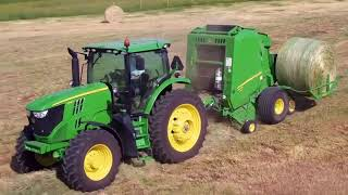 Tractors At Work 2018 Silage