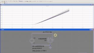 CSD20060Dのモンテカルロシミュレーション(LTspice)