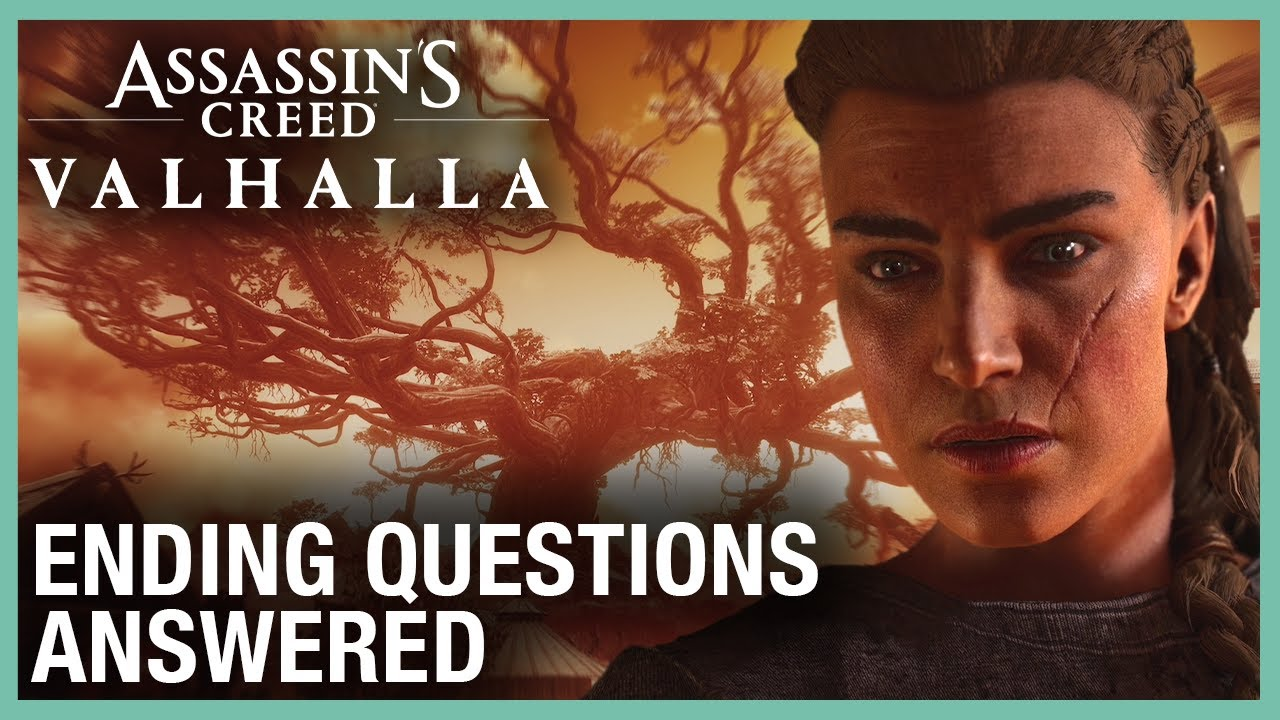 Assassin's Creed Valhalla: Narrative Director Discusses Ending (Spoilers) | Ubisoft