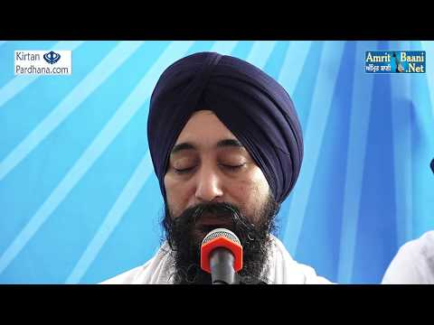 Bhai Baldev Singh Ji Wadala || 22October2017 || Krishna Colony Gurgaon  || Delhi