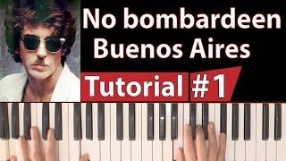 """Como tocar """"No bombardeen Buenos Aires"""" (Charly García) - Parte 1/3 - Intro"""